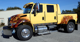 f 650 supertruck