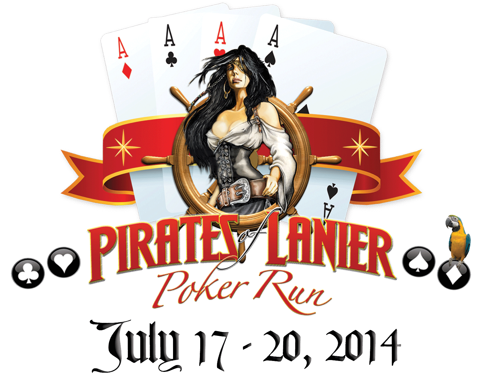 Lake Lanier Poker Run 2014
