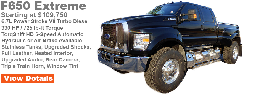 Build your own customized F650 Extreme!