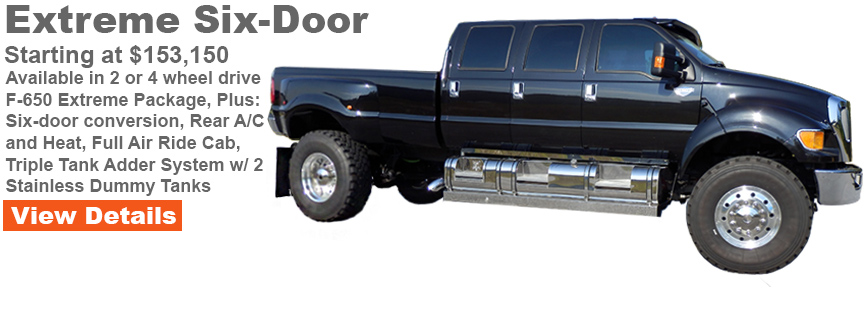 Build your own customized Six-DOor F650!