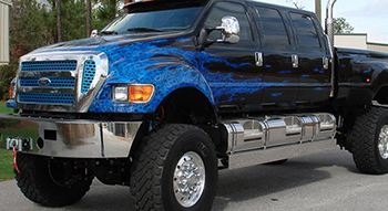 Custom 2006 Ford F150 >> Build It! SIX DOOR EXTREME SuperTruck | F650 Supertrucks