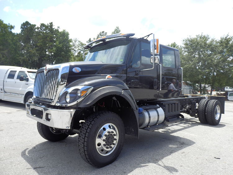 2017 International Workstar 4x4