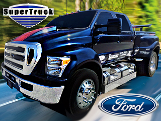 large ford trucks - Home F650 Supertruck