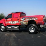Red Jack Links F650 Extreme- exterior