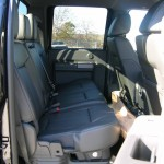 Extreme F650 six-door SUV/XUV with trunk open
