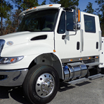 2016 International Durastar Custom Hauler