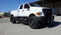 2012 White Extreme F650 For Sale