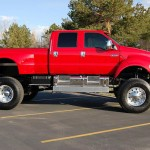 We make the biggest, baddest trucks you will ever see