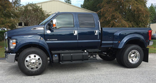 Blue Jean XLT Supertruck