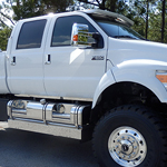 James Gang 2015 White Extreme 4x4