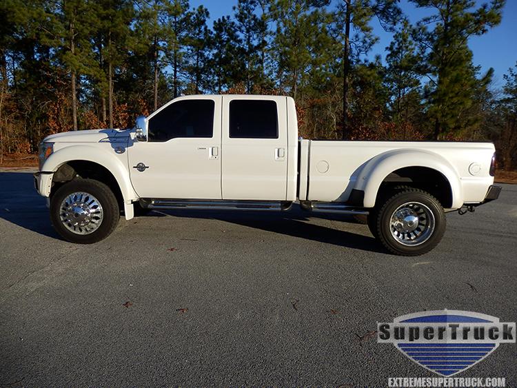Custom Hauler Truck Beds 2012 F550 Flatbed/Pickup | F650 Supertrucks