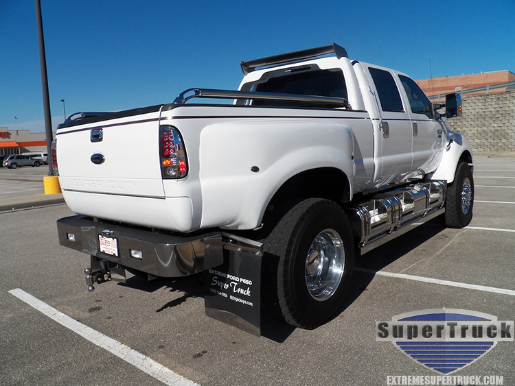 F650 Biggest Truck Ford Makes- Exterior