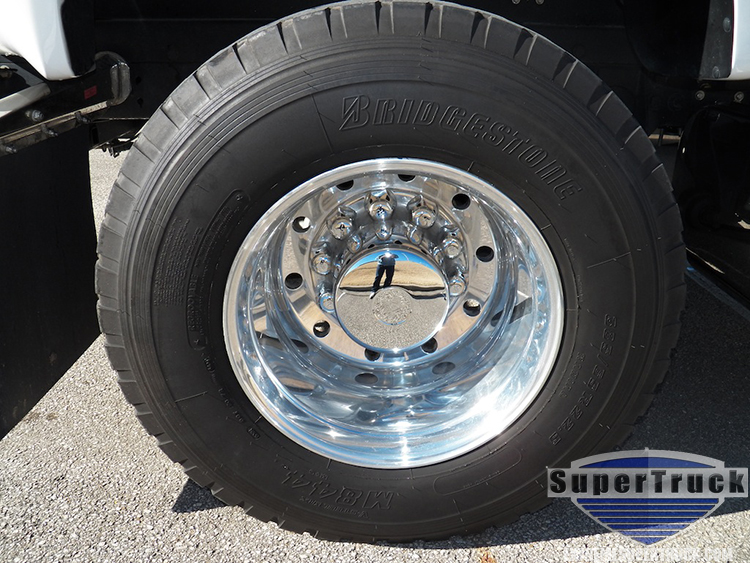 F650 super single tires and wheels
