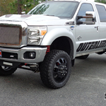 Outer Limits Ford F350