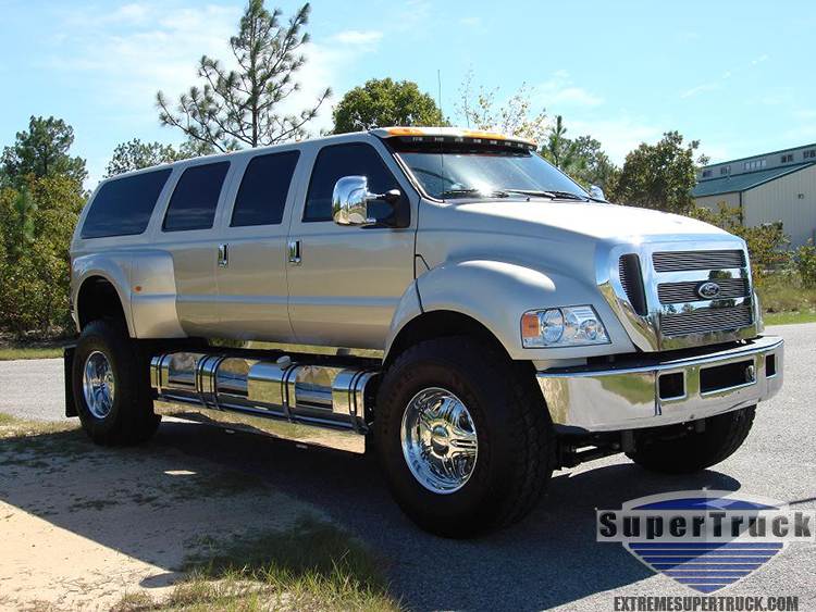 Ford F650 Six Doorml
