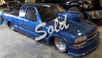 2000 Chevy S10 Race Truck For Sale
