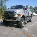 Silver F650 Dually