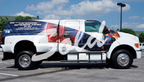 Spiderman Promo Truck For Sale