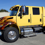 Sweep II: 2016 International Durastar