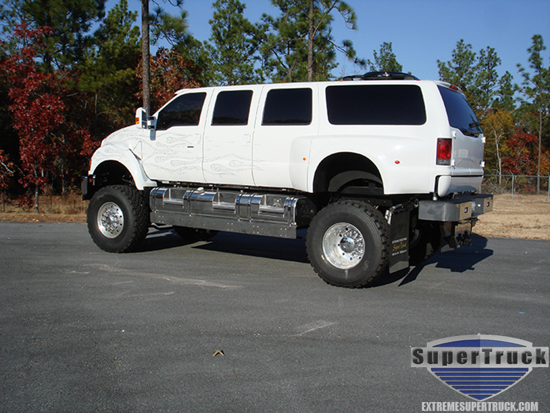 Used Ford F650 For Sale ... that has previously been built for a customer it is not for sale but