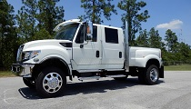 New 2014 White 4x4 TerraStar For Sale